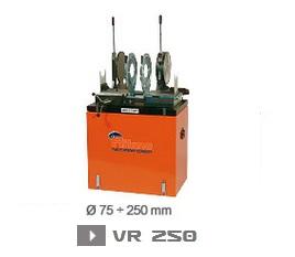 Сварочная машина для сточных труб VR 250