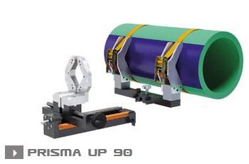 Машина для сварки враструб Prisma UP 90