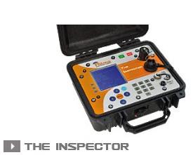INSPECTOR прибор для протоколирования сварки