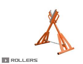 Опора для труб роликовая Rollers