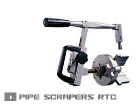 Профессиональный скребок RTC 160 - 315 - 710