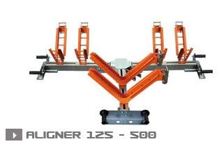 Профессиональный позиционер ALIGNER 125 – 500