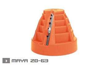 Внутрений фаскосниматель MAYA 20-63