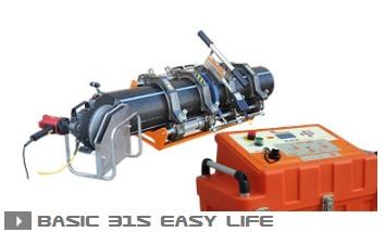 Ritmo basic 315 easy life стыковая сварка для труб