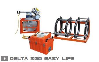 Ritmo Delta 500 easy life стыковая сварка для труб