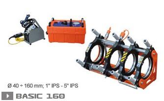 Ritmo basic 160 стыковая сварка ручное управление
