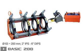 Ritmo basic 200 стыковая сварка ручное управление