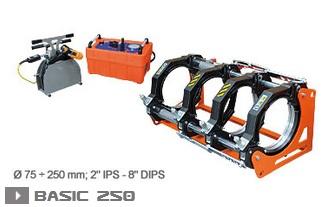 Ritmo basic 250 стыковая сварка ручное управление