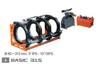 Ritmo basic 315 стыковая сварка ручное управление