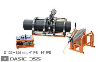 Ritmo basic 355 стыковая сварка ручное управление