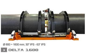 Ritmo Delta 1600 машина стыковой сварки