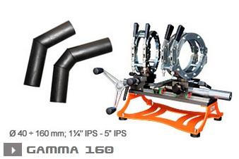 Аппарат стыковой сварки Ritmo Gamma 160