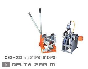 Аппарат стыковой сварки Ritmo Delta 200 M