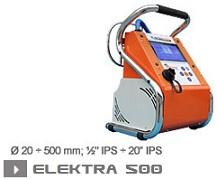 Электромуфтовая сварка Ritmo Elektra 500