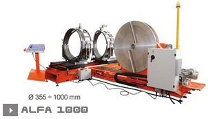 Машина для производства фитингов Ritmo Alfa 1000