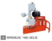 Ленточная пила Ritmo RADIUS 40-315